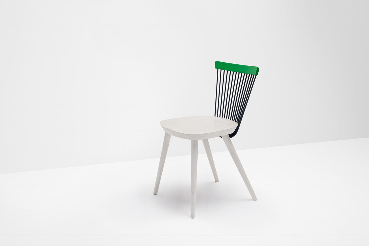 WW Chair Colour Series Limited Edition