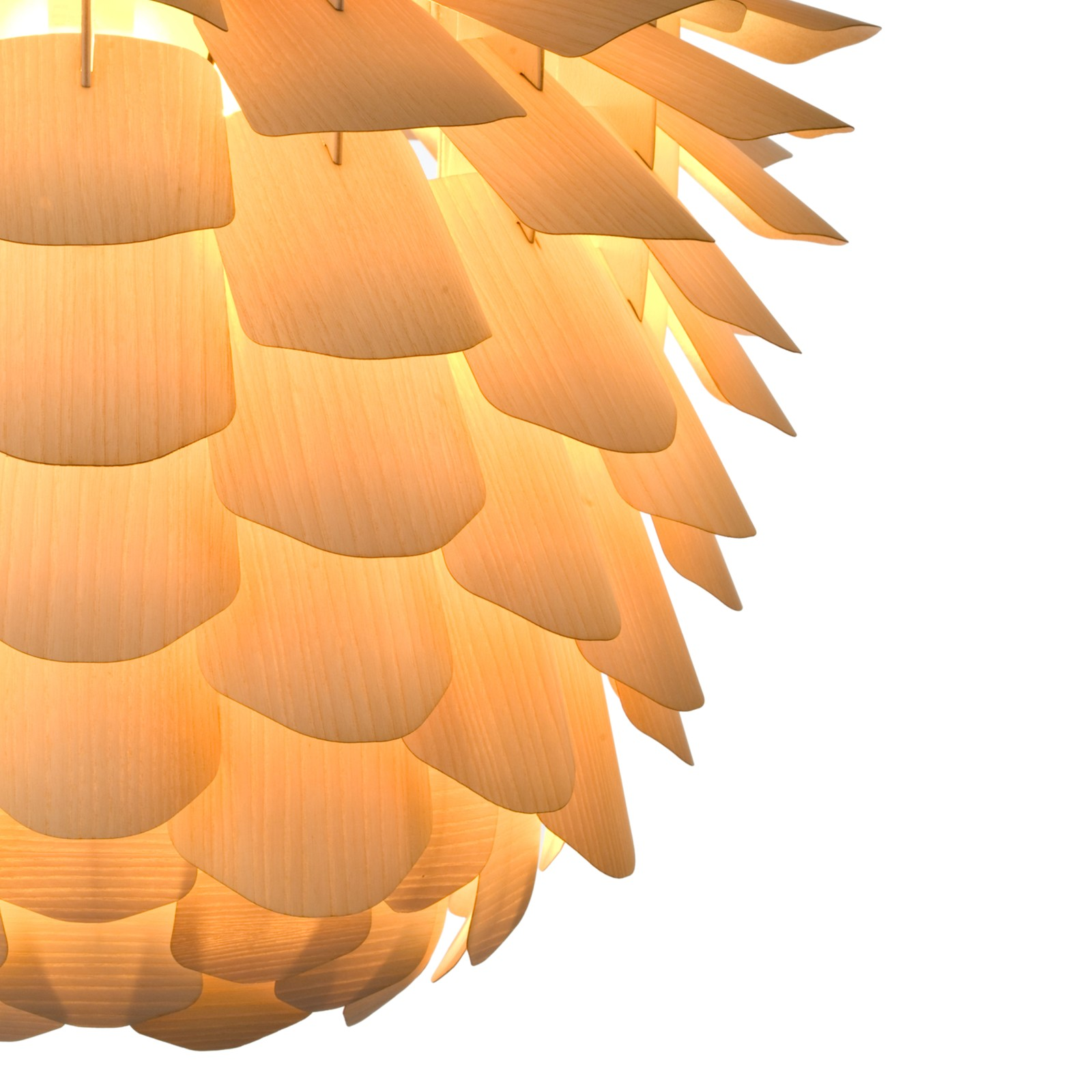 Zappy 'Big Pine' Pendant light Ash