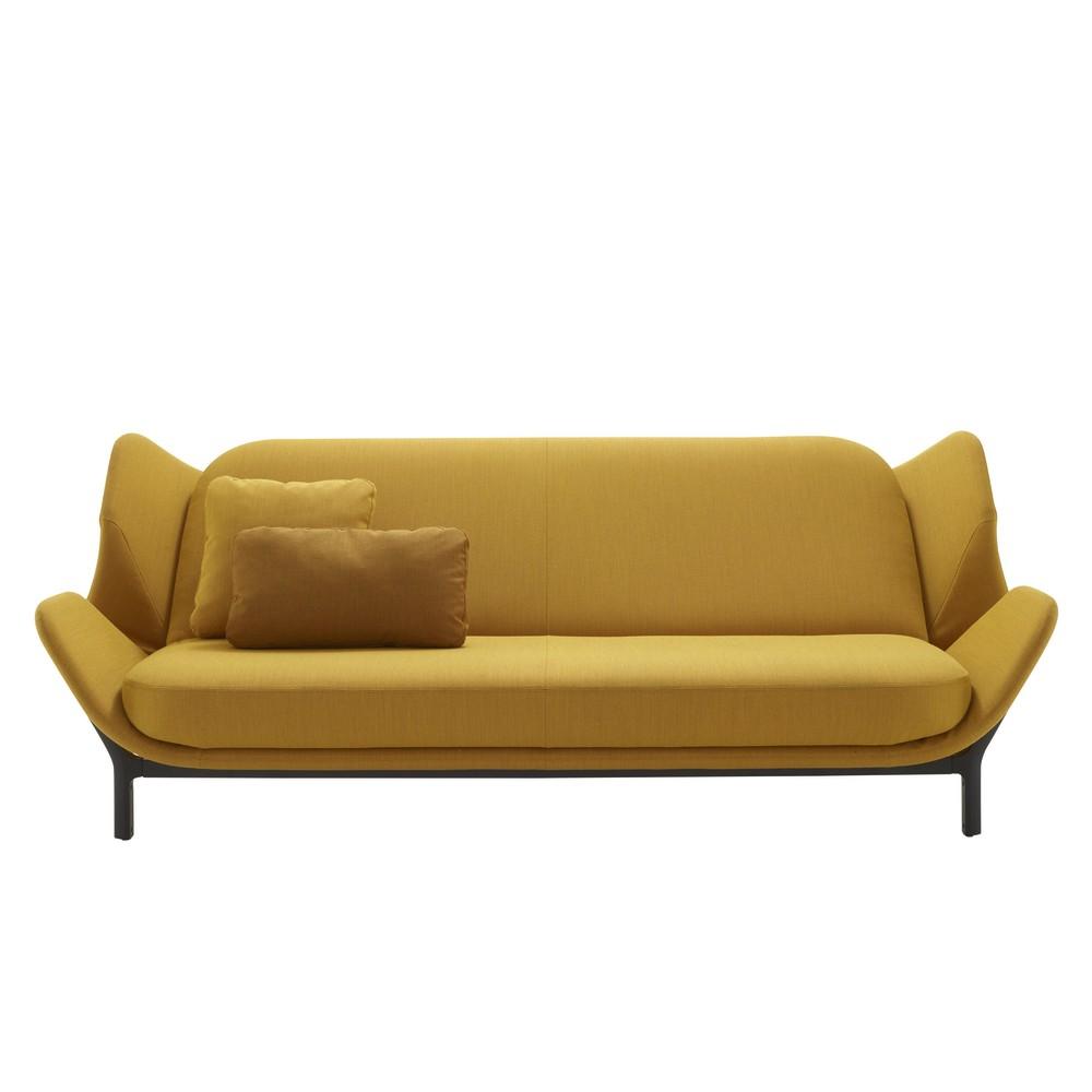Ligne Roset Hoekbank.Clam Sofa From Ligne Roset Clippings