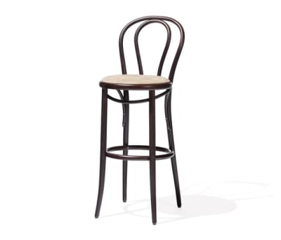 18 Barstool upholstered by TON