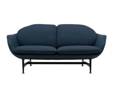 399 Vico 2 Seater Sofa by Cassina