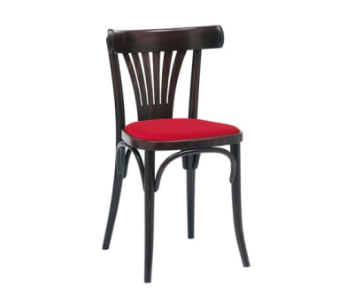 56 Chair upholstered by TON