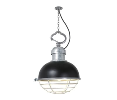 7243 Oceanic Pendant, Black by Davey Lighting Limited