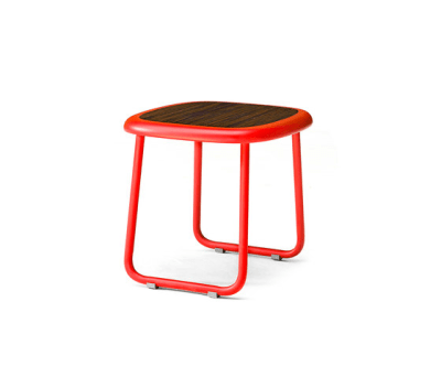 Adesso End Table by Kenneth Cobonpue