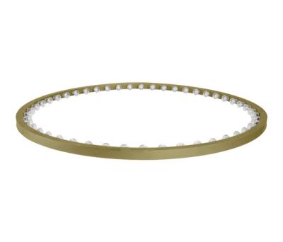 Aura large gold by JSPR