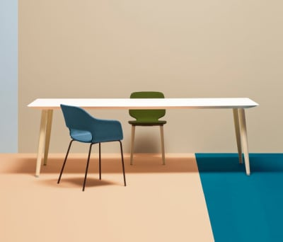 Babila table by PEDRALI