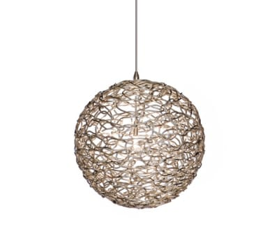 Ball pendant light 25 by HARCO LOOR