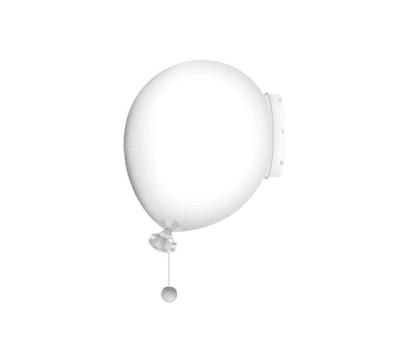 Ballon Wall Lamp by Illum Kunstlicht