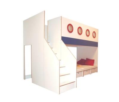 Big Bunk Bed by De Breuyn