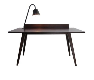Blake Table (with back-piece and Light) by Eleanor Home