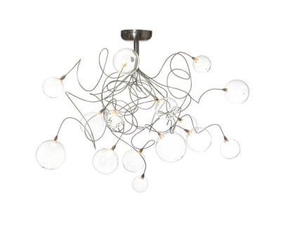 Bubbles ceiling light 15 by HARCO LOOR