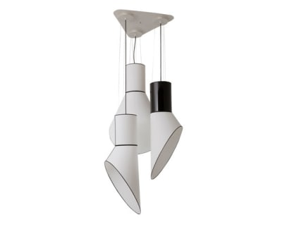 Cargo Chandelier large by designheure