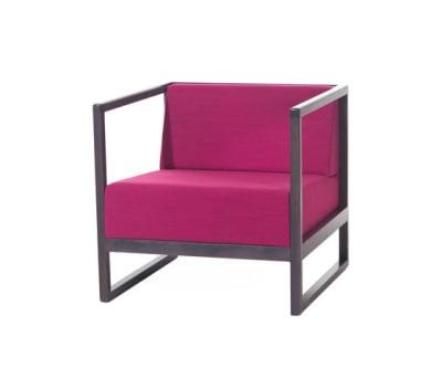 Casablanca Lounge armchair by TON