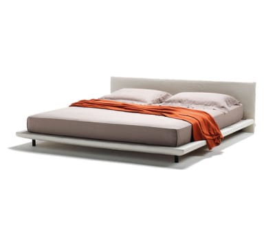 Chemise Bed by Living Divani
