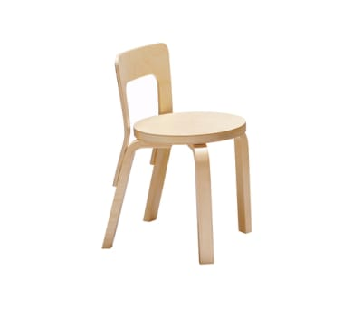 Children's Chair N65 by Artek