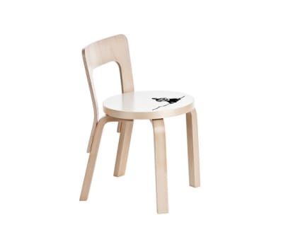 Children's Chair N65 | Little My by Artek