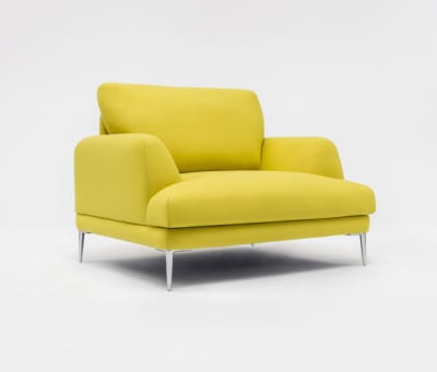 Classic Armchair by Comforty