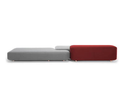 Common sofas | benches by viccarbe