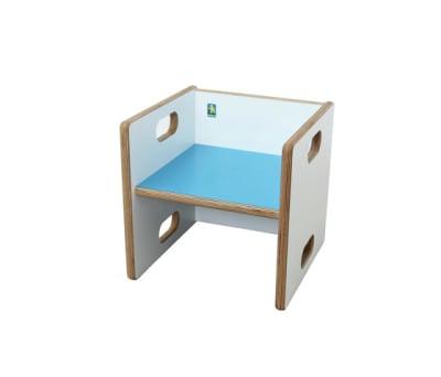 Convertible Chair DBF-813-43 by De Breuyn