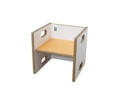 Convertible Chair DBF-813-57 by De Breuyn