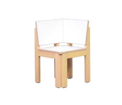 Corner Seat Modul DBF-830 by De Breuyn