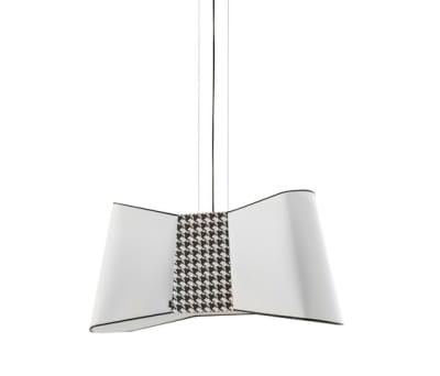 Couture Pendant light XXL by designheure