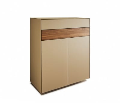 cubus pure highboard by TEAM 7