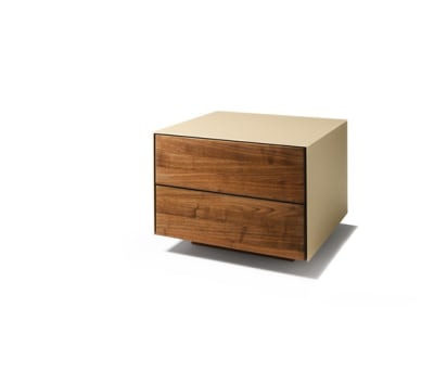 cubus pure night stand by TEAM 7