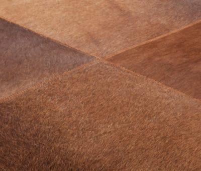 Cuero brown, 200x300cm