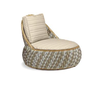 Dala Lounge chair by DEDON