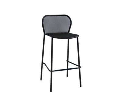 Darwin Barstool - Set of 4 Scarlet Red