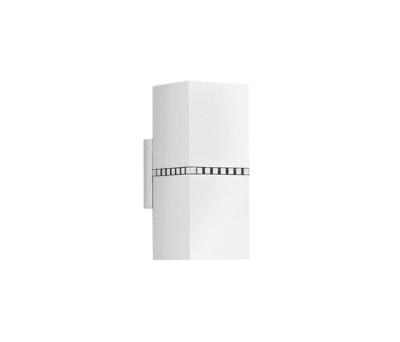 Dau doble spot LED 6478 by Milán Iluminación
