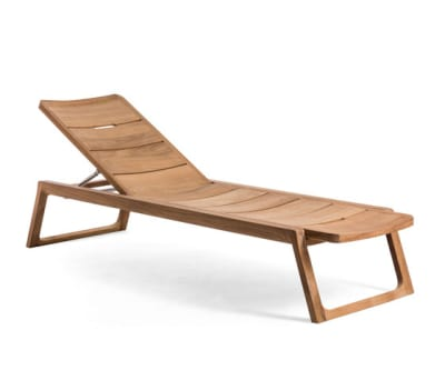 Diuna Adjustable Lounger by Oasiq
