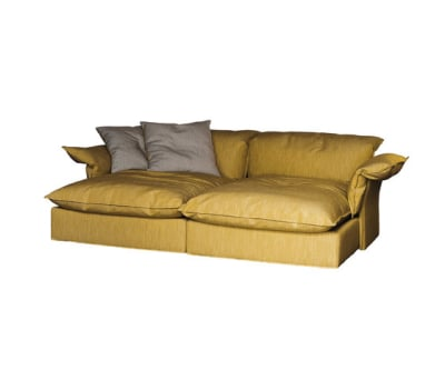 Do-Dolly | deep sofa by Mussi Italy