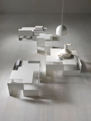 Domino low table by My home collection