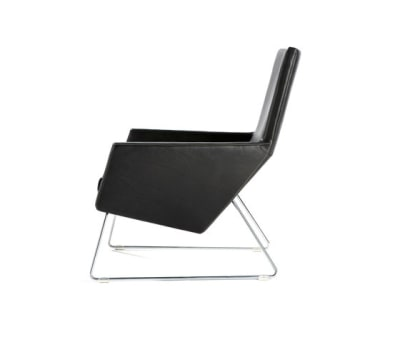 Don armchair by Label