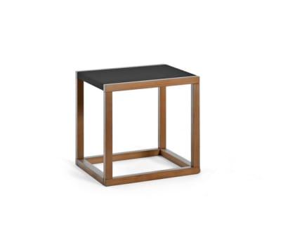 Dorsoduro side table by Varaschin