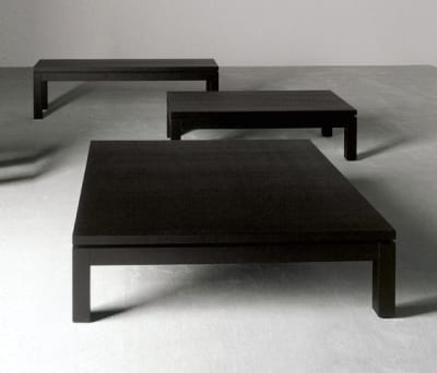 Douglas Low table by Meridiani