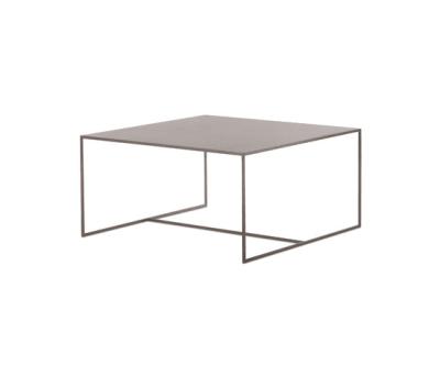 Duchamp Bronze Coffee table by Minotti