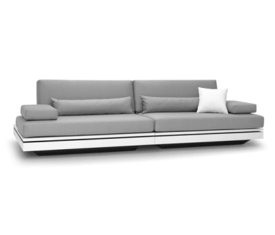 Elements sofa 2 seater by Manutti