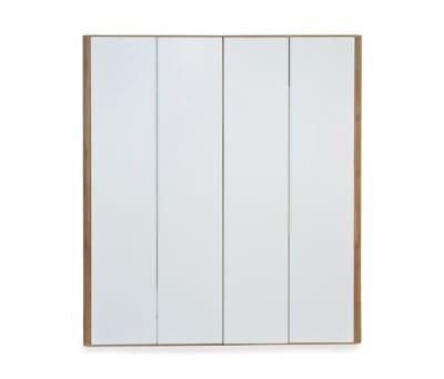 Ena modular wardrobe by Gazzda