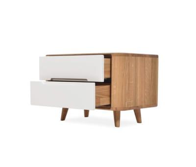 Ena nightstand one by Gazzda