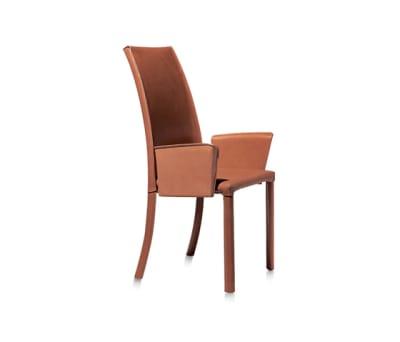 Evia HP armchair by Frag