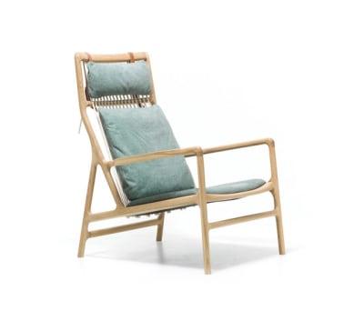 Fawn - dedo lounge chair smellres by Gazzda