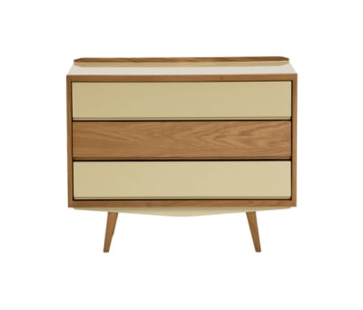 Fifties Chest Of Drawers by Red Edition