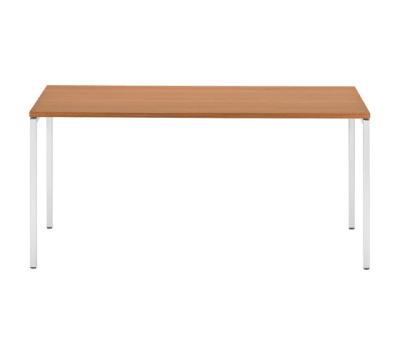 Fino Tisch by Stechert Stahlrohrmöbel