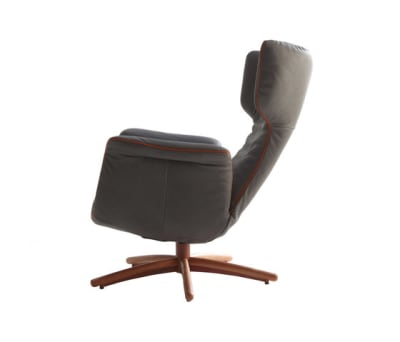 First Class lounge chair by Label