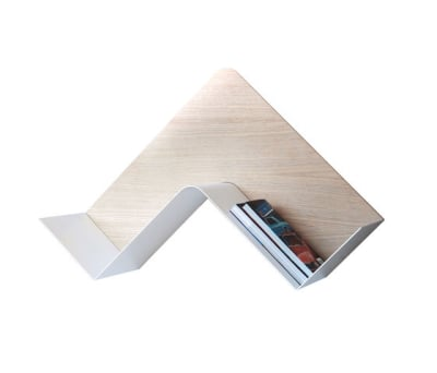 FISHBONE shelf by B-LINE
