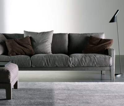 Forrest Soft Sofa 240 by Meridiani