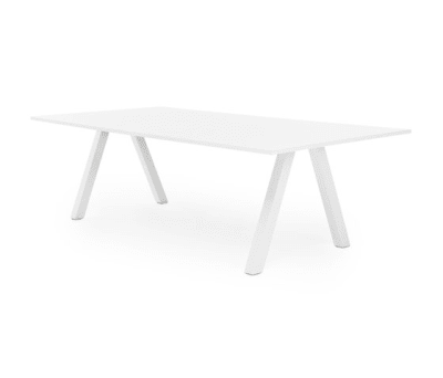 Frankie conference table A-leg by Martela Oyj